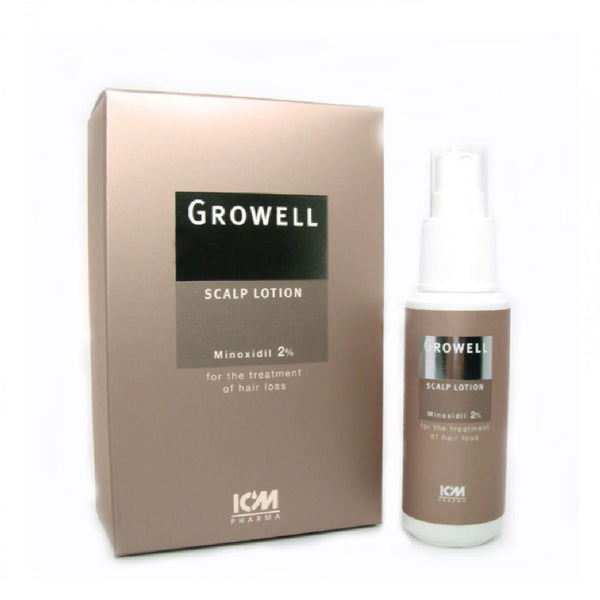 Growell 2% Scalp Lotion 60mL