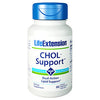 Life Extension CHOL-Support™, 60 liquid vegetarian capsules