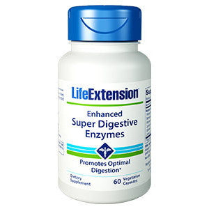 Life Extension Enhanced Super Digestive Enzymes, 60 vege caps