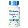 Life Extension Magnesium Caps 500 mg, 100 vegetarian capsules