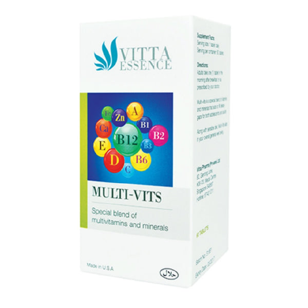 Vitta Essence Multi-Vits 60s