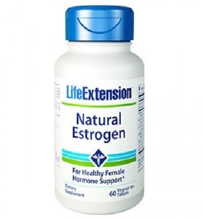 Life Extension Natural Estrogen 60s