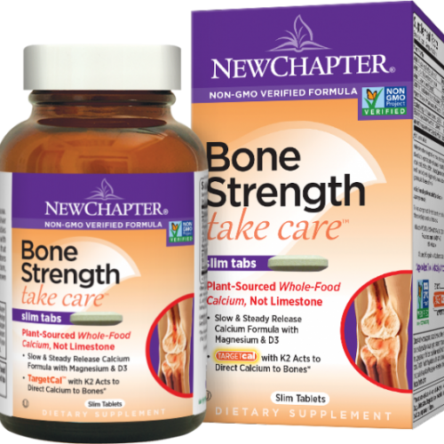 New Chapter Bone Strength Take Care™, 60 tablets