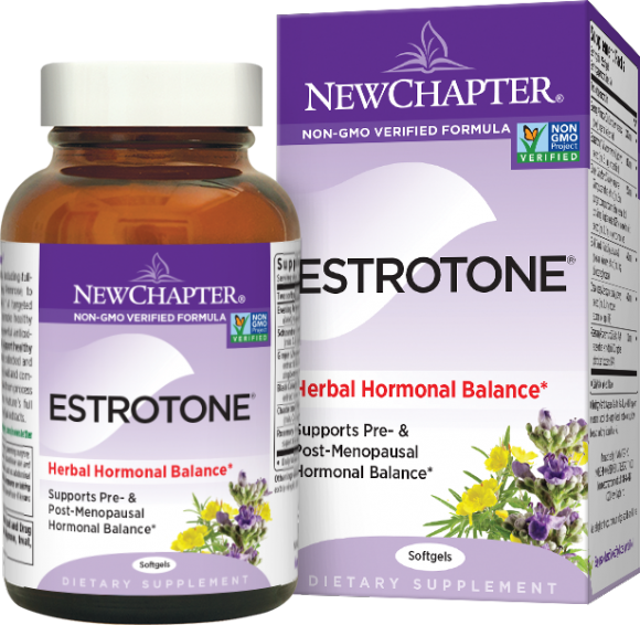 New Chapter Estrotone™, 60 softgels