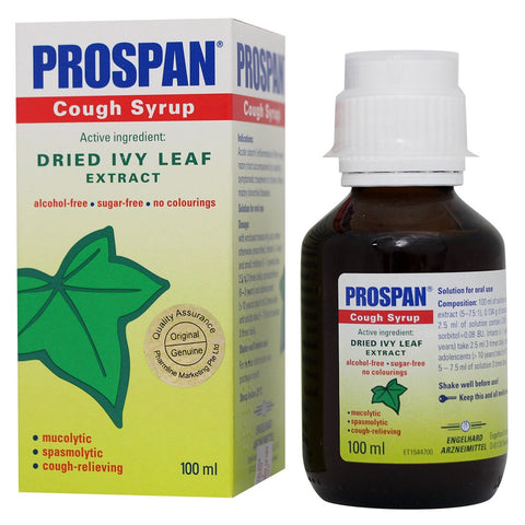 Prospan Syrup, 100ml
