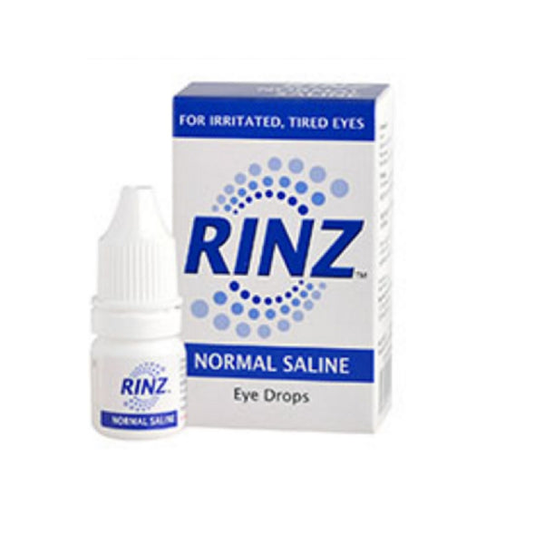 Rinz Normal Saline Eye Drops