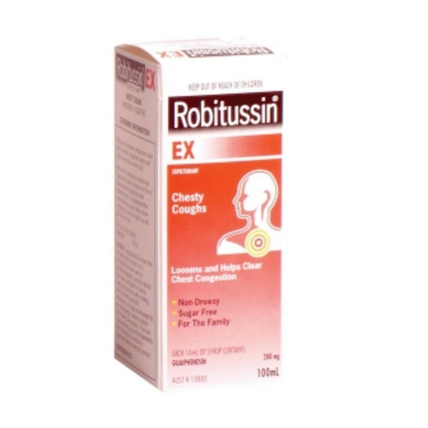 Robitussin EX Syrup 100ml