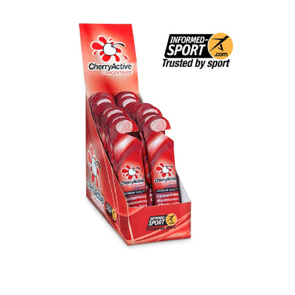 CherryActive Shots 24 x30mL