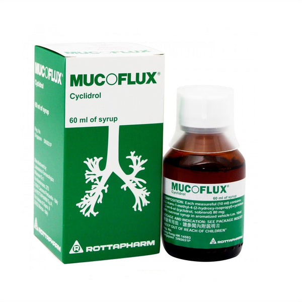 Mucoflux Syrup 60mL