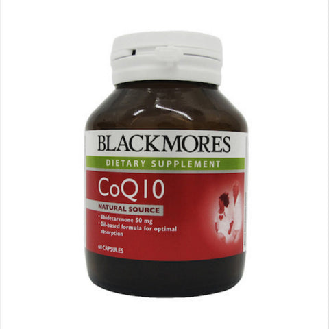 Blackmores CoQ10 50mg, 60s