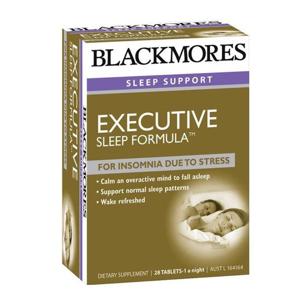 Blackmores Executive Sleep Formula, 28s