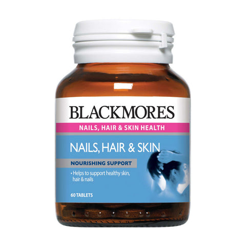 Blackmores Nails Hair Skin, 60s