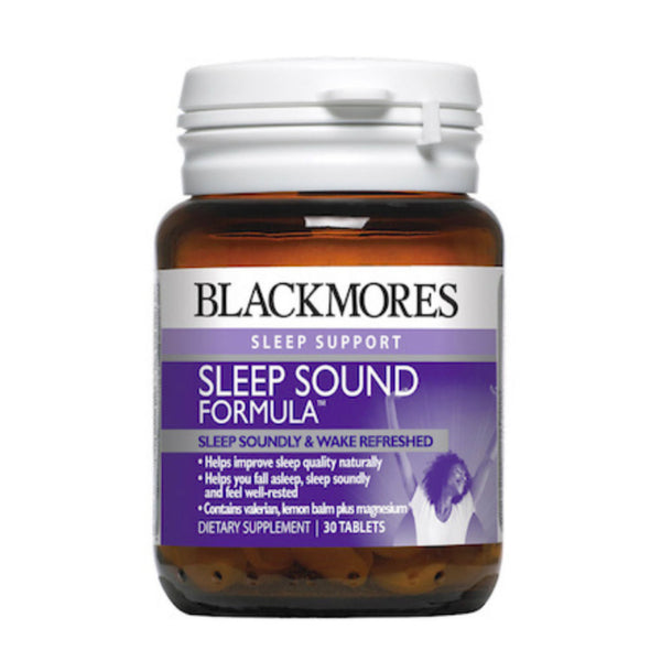 Blackmores Sleep Sound Formula™, 30s