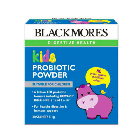Blackmores Kids Probiotic Powder, 20s