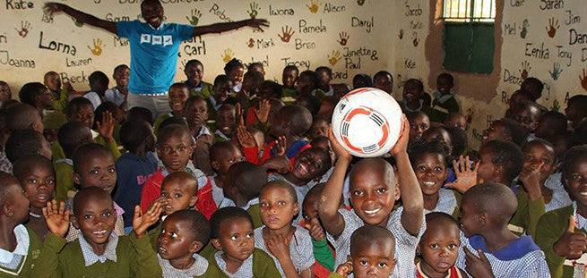 24-Year-Old Built an Entire School For Children in Africa