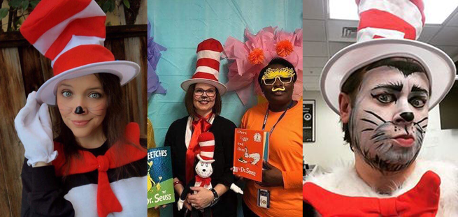We're in Love With These Teachers Who Went All Out for Dr. Seuss Day!