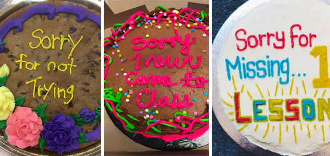 15 Hilarious Cakes Students Have Given to Their Teachers