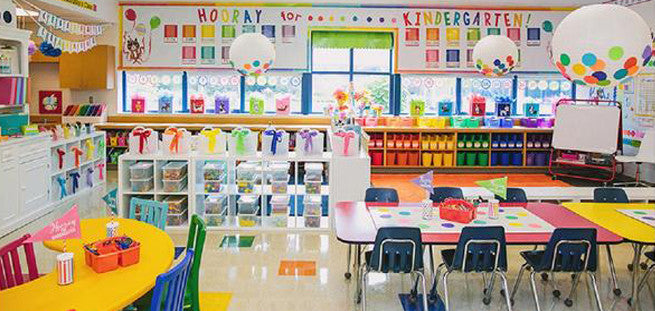 Classroom Decor Grade 1 ~ Awesome classroom themes ideas for the new school