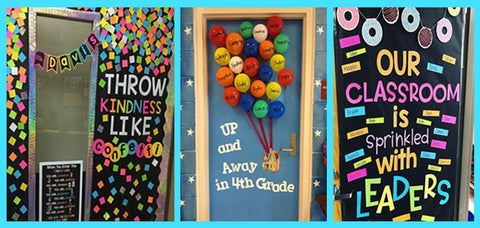 45 Amazing Classroom Doors To Welcome Your Kids Back To School