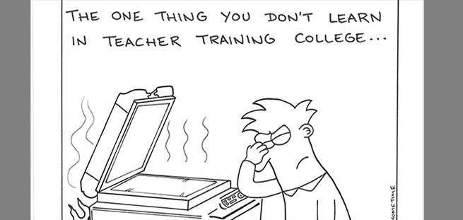 15 Comics That Are Spot On With Teaching in December