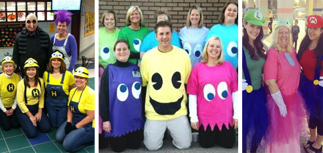 27 Halloween Costumes To Try With Your Teacher Friends This Year u2013 Bored Teachers & 27 Halloween Costumes To Try With Your Teacher Friends This Year ...