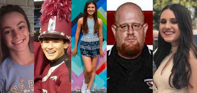 Remembering the Heroic Teachers & Students Lost in the Florida Shooting