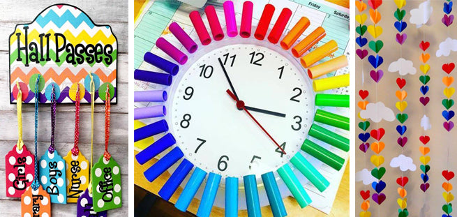 20 Ways To Brighten Up Your Classroom With A Vibrant