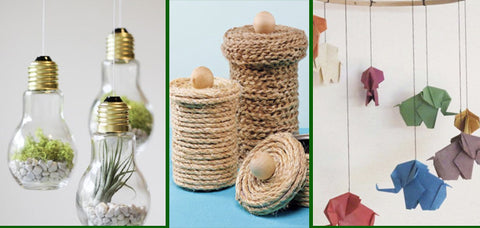6 Awesome DIY Activities Using Recyclables From Around the House