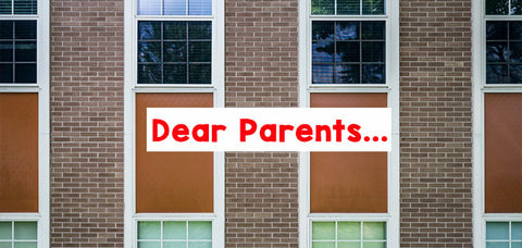 School Poster Draws the Line Between Responsibilities of Parents & Teachers
