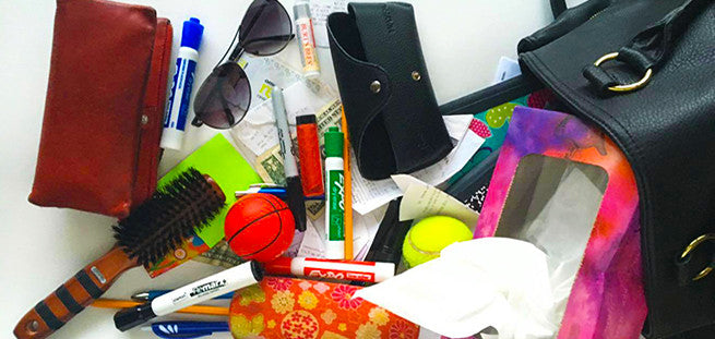 20 Embarrassing Things You Can Find in Any Teacher's Bag
