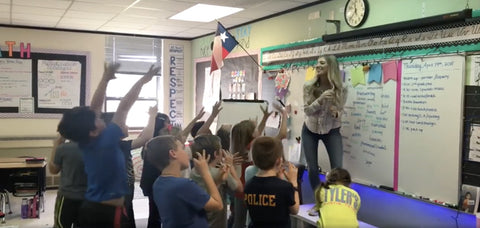 This Teacher's Awesome Classroom Song For Her Students Is Going Viral