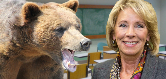 6 Reasons Teachers Should Worry About Betsy DeVos