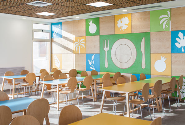 15 Incredible Cafeterias You Wish You Had In Your School