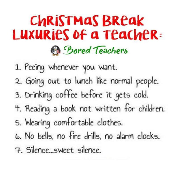Christmas Vacation Quotes Leave You For Dead: 15 Winter Break Teacher Memes That'll Make You Die