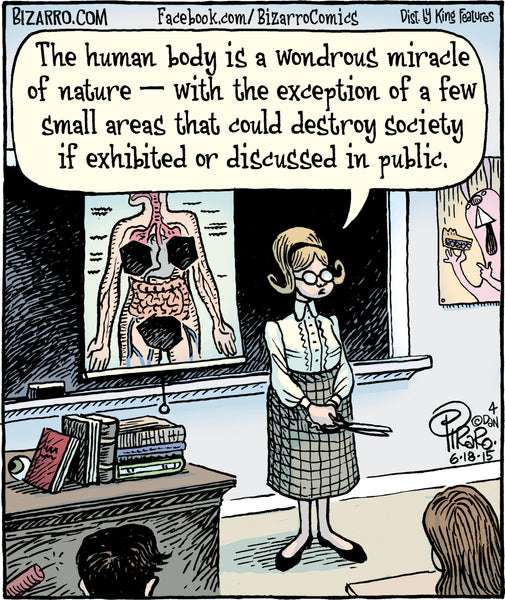 Bizarro teacher comics_Bored Teachers 23