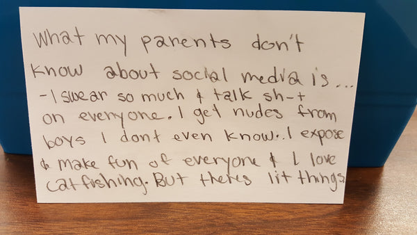parents don't know about social media_Bored Teachers 3
