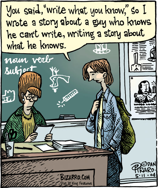 Bizarro teacher comics_Bored Teachers 3