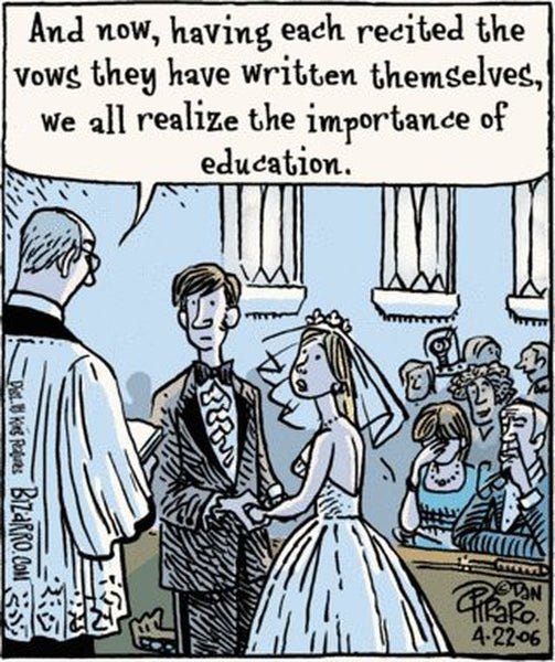 Bizarro teacher comics_Bored Teachers 40