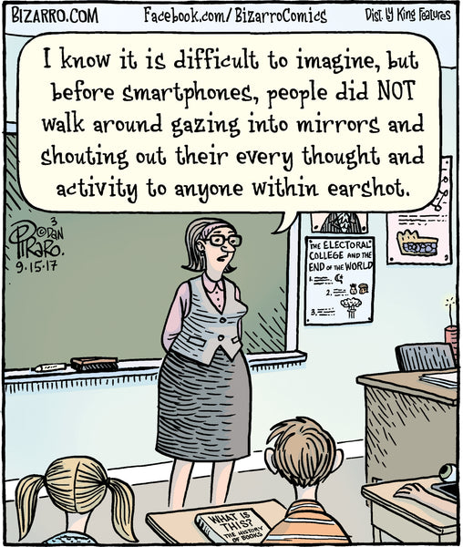 Bizarro teacher comics_Bored Teachers 32