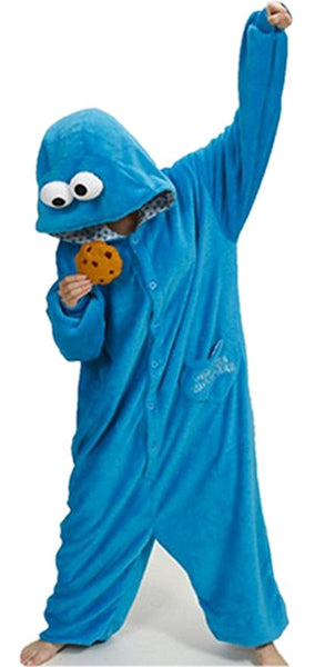 cookie monster onesie bored teachers