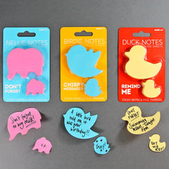 animal sticky notes 1