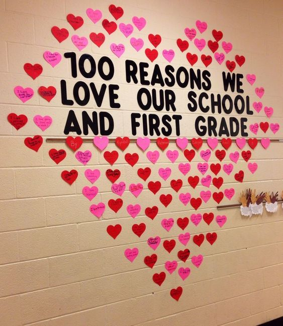 Adorable Valentine's Day Doors for Your Classroom_9_Bored Teachers
