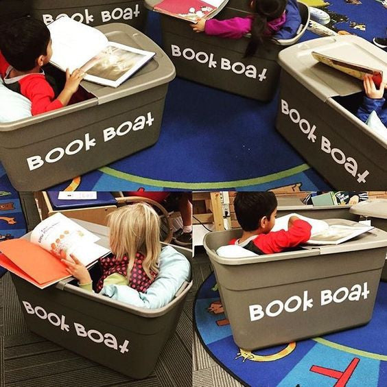 Book Boats!