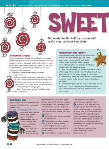 sweet candy crafts scholastic printables bored teachers