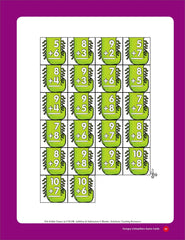 hungry caterpillars Scholastic Printables 2