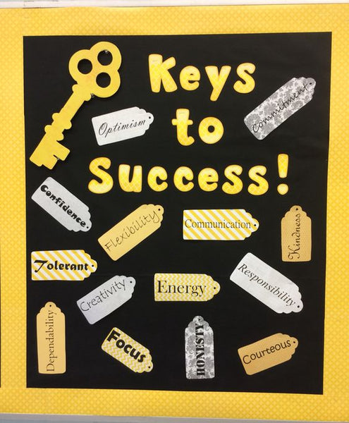 47 awesome bulletin boards to spice up your classroom for Inspirational quotes for office notice board