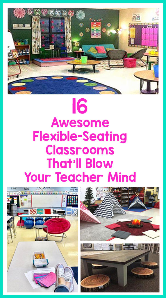 Flexible Seating Classrooms Feature Image Bored Teachers