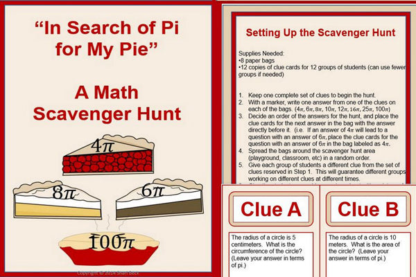 Fun Pi Activities for The Classroom_6_Bored Teachers
