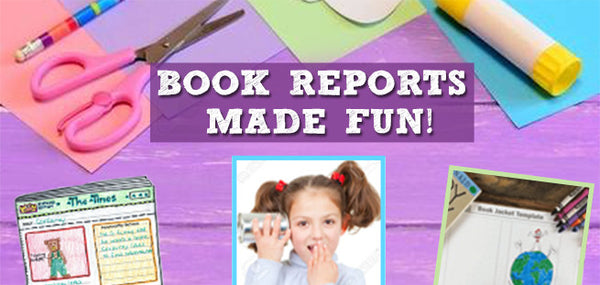10 Creative Ideas to Make Students Actually Enjoy Book Reports