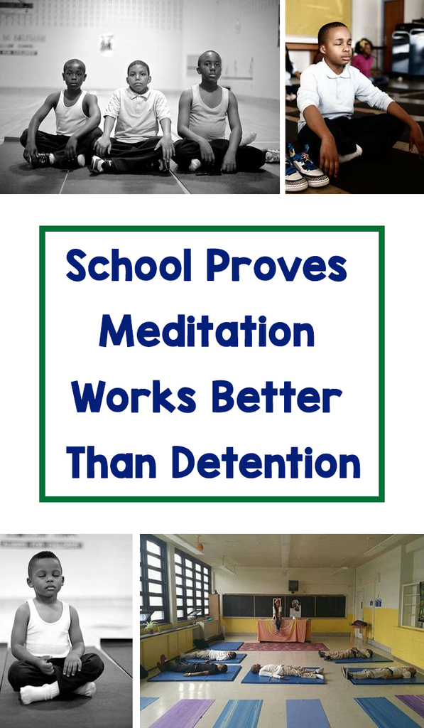 School Proves Meditation Works Better Than Detention_featured image_Bored Teachers